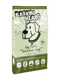 Barking Heads Big Foot Bad Hair Day 2kg.