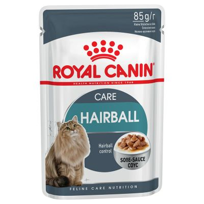 Royal Canin FCN WET Hairball Care 12x85g