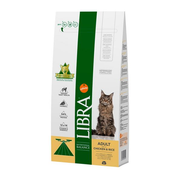 Libra adult cat chicken 15kg