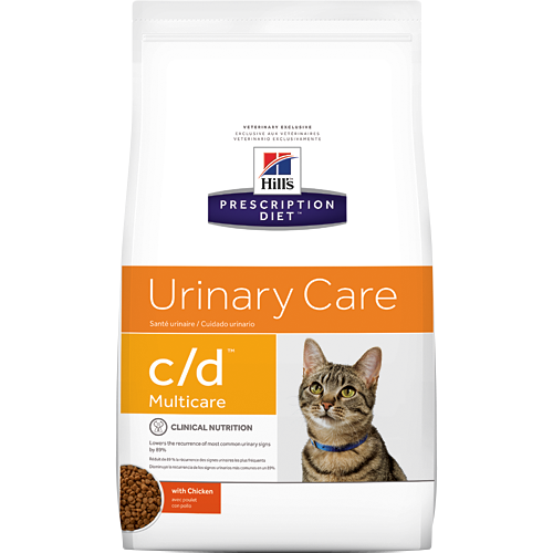 Hills Prescription Diet Feline c/d 10kg.