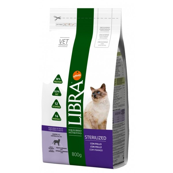 Libra adult Sterilizet cat 1,5kg