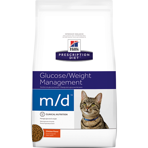 Hills Prescription Diet Feline m/d 5kg.