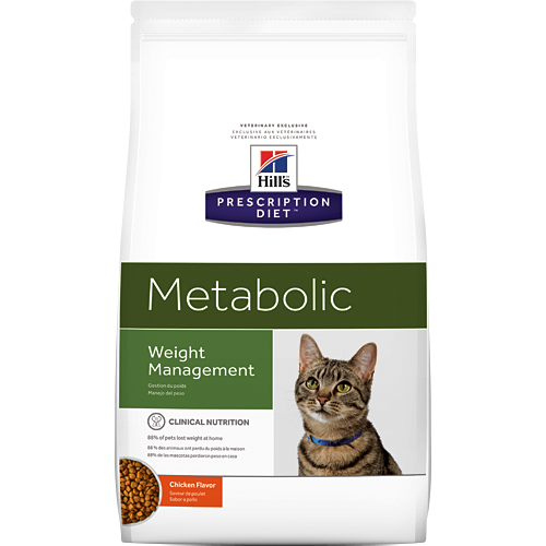 Hills Prescription Diet Feline Metabolic 4kg.