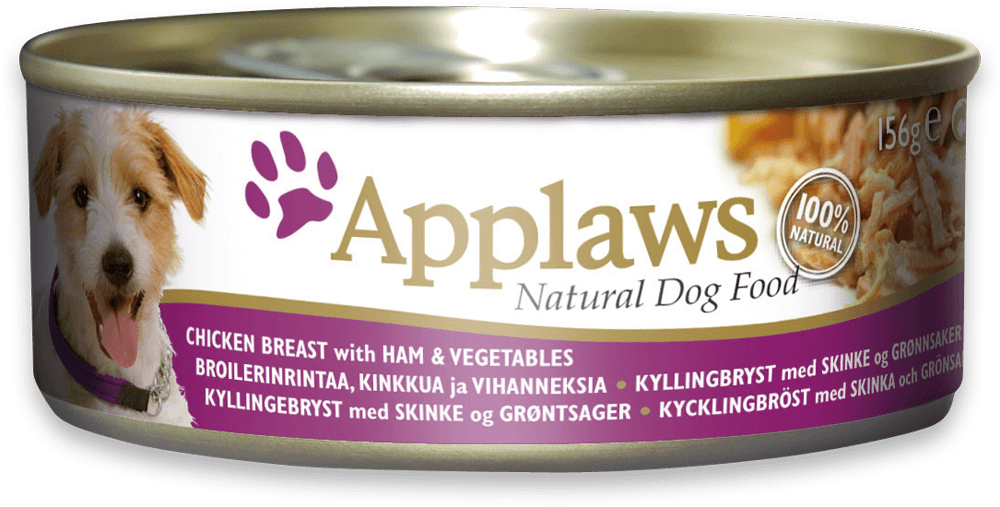 Applaws Dog Chicken, Ham & Vegetables 156gr. kons.