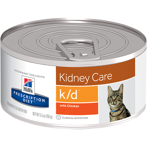 Hills Prescription Diet k/d Feline 156g