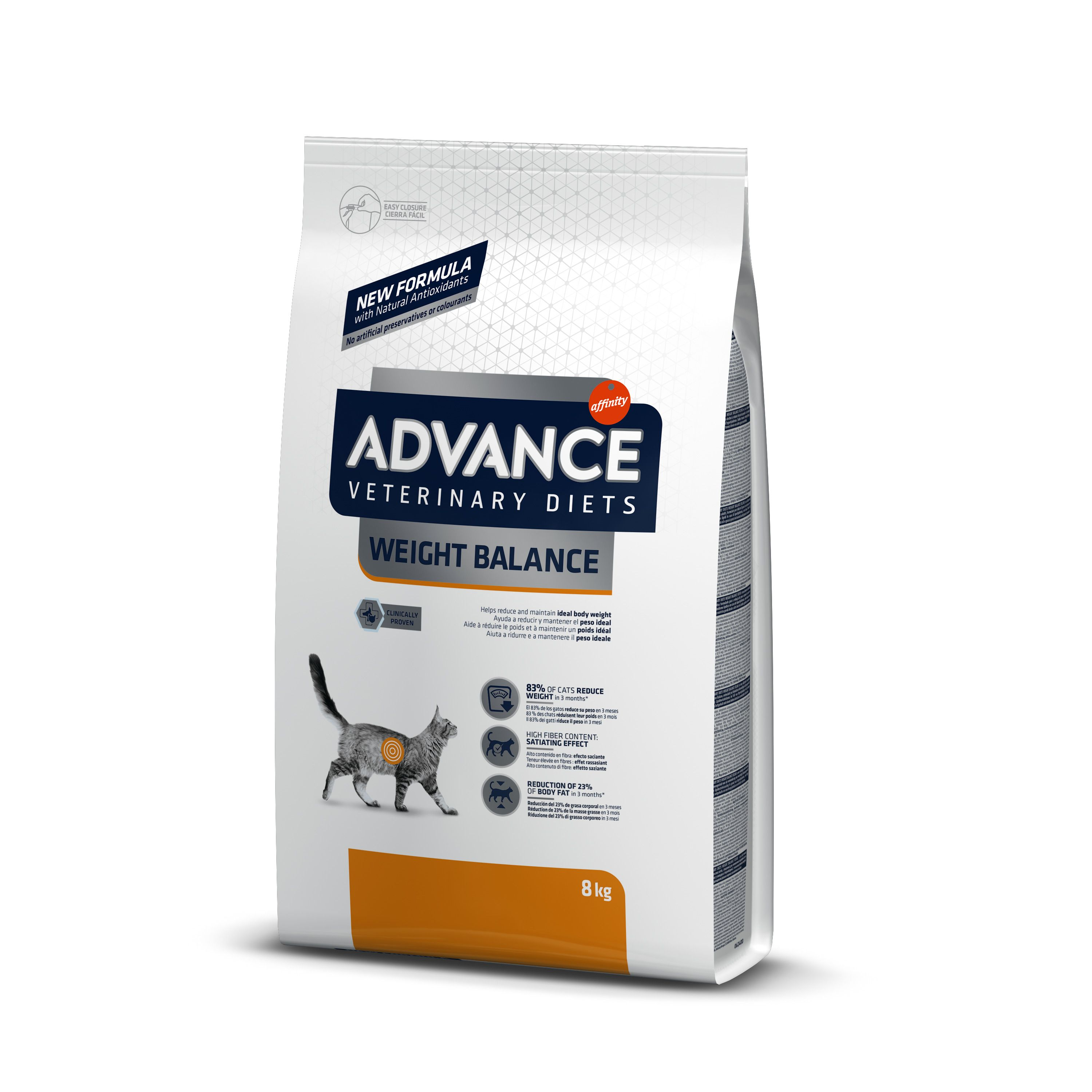 Advance Obesity management cat 8kg