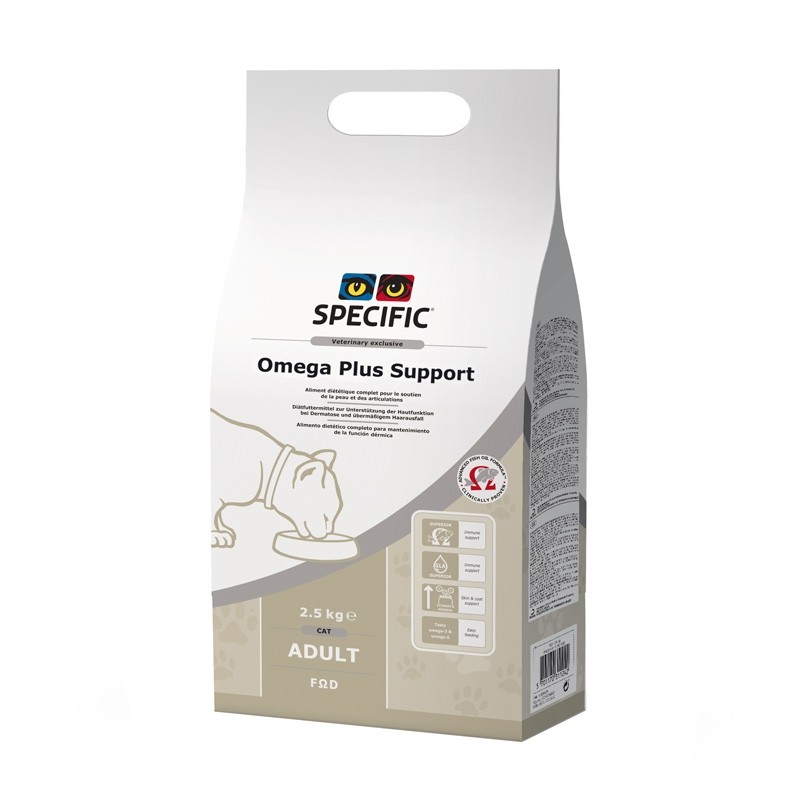 Specific FOD Omega Plus Support 2.5 kg