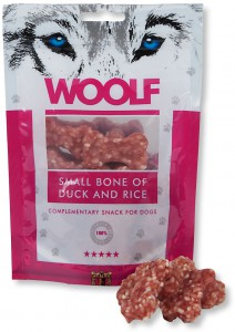 WOOLF Small Bone of Duck and Rice
