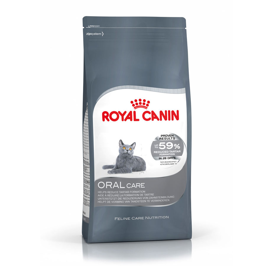 Sveriamas Royal Canin Oral Care 2kg.