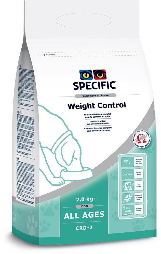 Specific CRD-2 WEIGHT CONTROL 7,5kg.