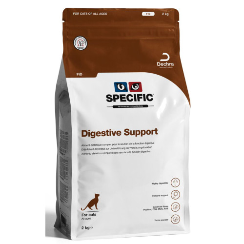 Specific FID DIGESTIVE SUPPORT 2,5kg.