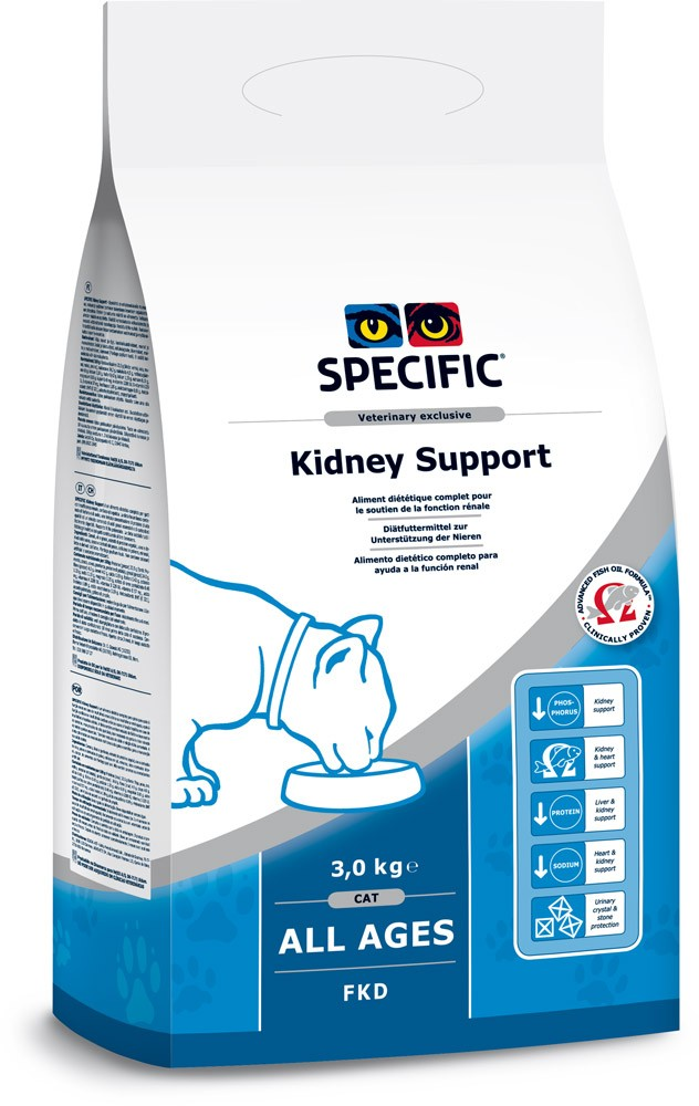 Specific FKD KIDNEY SUPPORT 3kg.