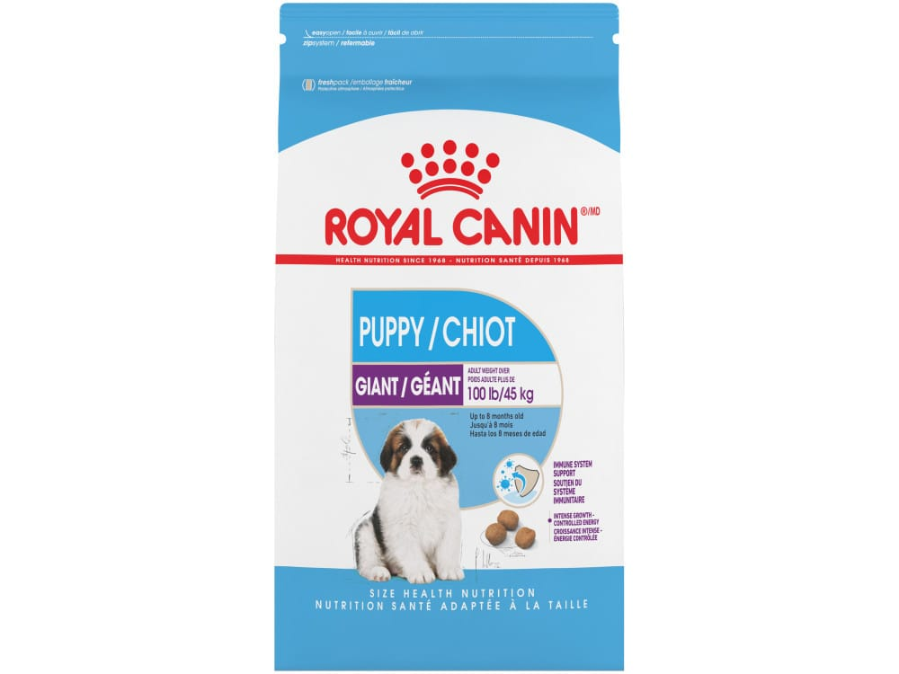 Šunų maistas Royal Canin Giant Puppy 15kg.