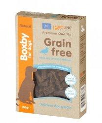 Boxby Grain Free Duck hypoallergenic  100g.