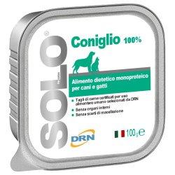 DRN SOLO®Coniglio konservai 100gr