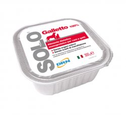 DRN SOLO®Galletto konservai 100gr