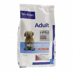Virbac HPM Adult NEUTERED DOG SMALL & TOY 7 kg.