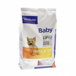 Virbac HPM Baby SMALL & TOY dogs 3 kg.