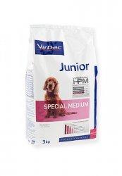 Virbac HPM Junior Dog Special Medium 12kg