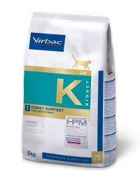 Virbac HPMD K1 Cat KIDNEY SUPPORT 3kg