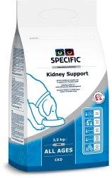 Specific CKD HEART & KIDNEY SUPPORT 2,5kg.