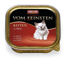 Animonda vom feinsten Kitten  100gr