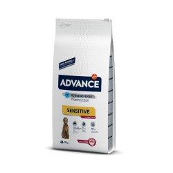 Šunų maistas Advance Adult Sensitive Lamb Rice 12kg.