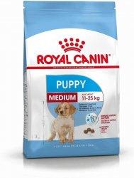 Šunų maistas Royal Canin Medium PUPPY 15kg.