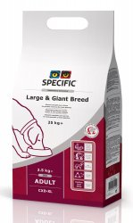 Specific CXD - XL ADULT LARGE & GIANT BREED 14kg.
