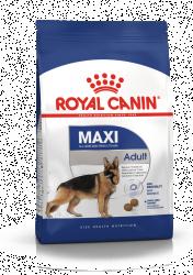 Šunų maistas Royal Canin Maxi Adult 15kg.