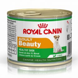 Royal Canin Mini Adult Beauty konservai 195 gr.