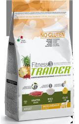 Trainer Fitness 3 Adult Medium/Maxi Duck*Rice 12,5kg