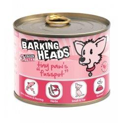 Barking Heads Wet Tiny Paws Fusspot 200gr.