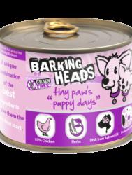 Barking Heads wet Puppy Days 200gr.