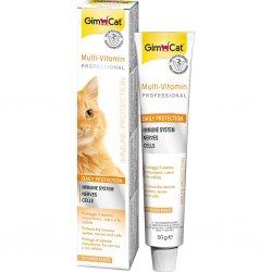 Gimcat Multivitamin 50gr. pasta katėms