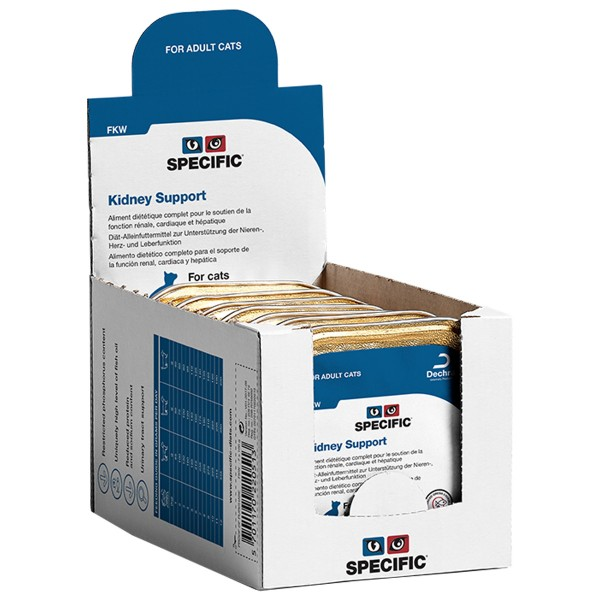 Specific FKW kidney support 7x100gr.