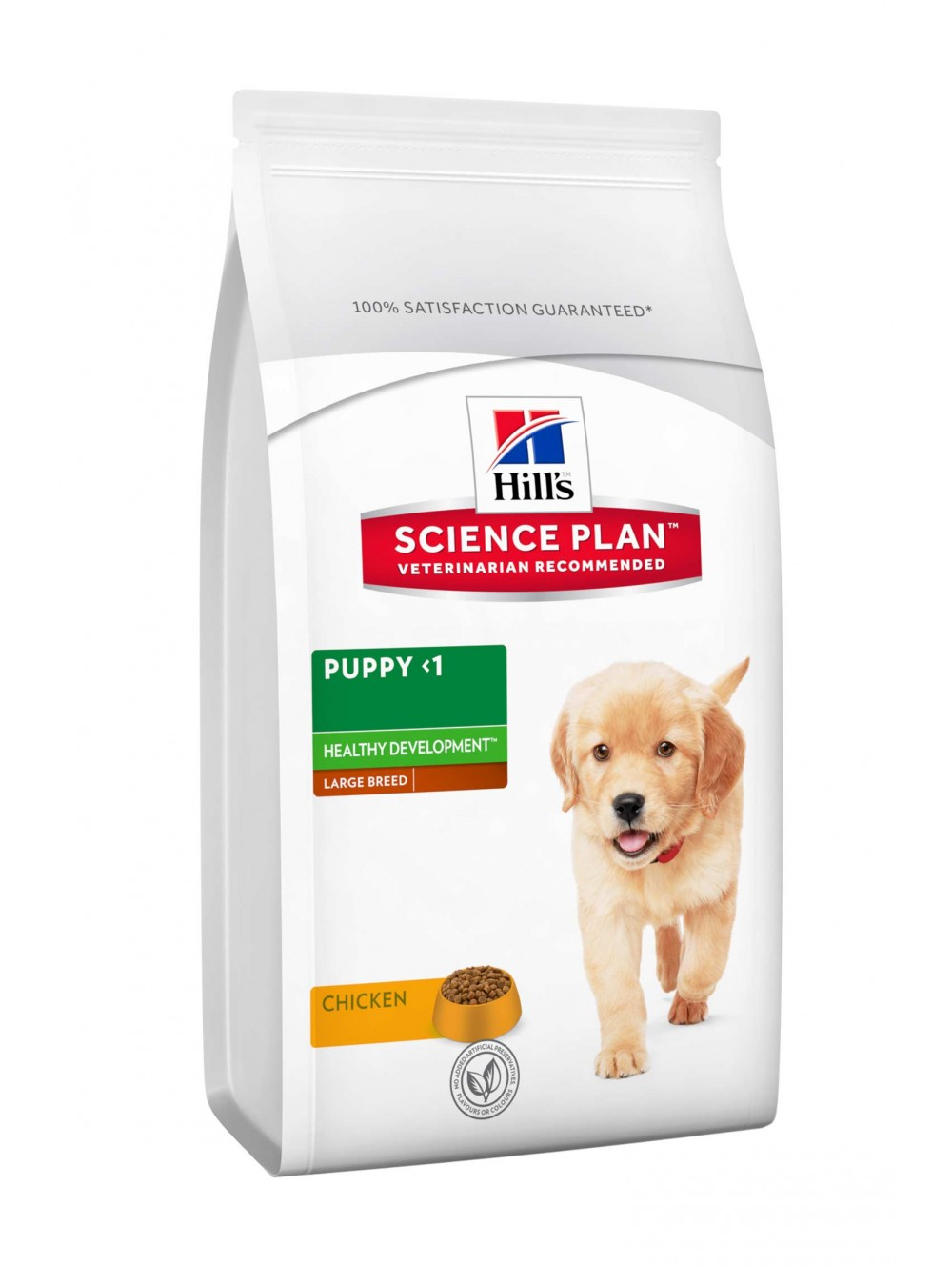 Hills Science Plan Puppy Large Breed chicken 16kg.