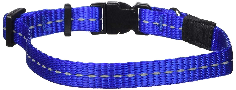 Rogz antkaklis HB14B Blue 20-32cm