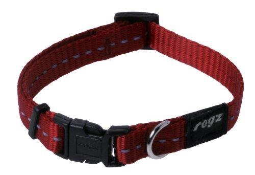 Rogz antkaklis HB14C Red 20-32cm
