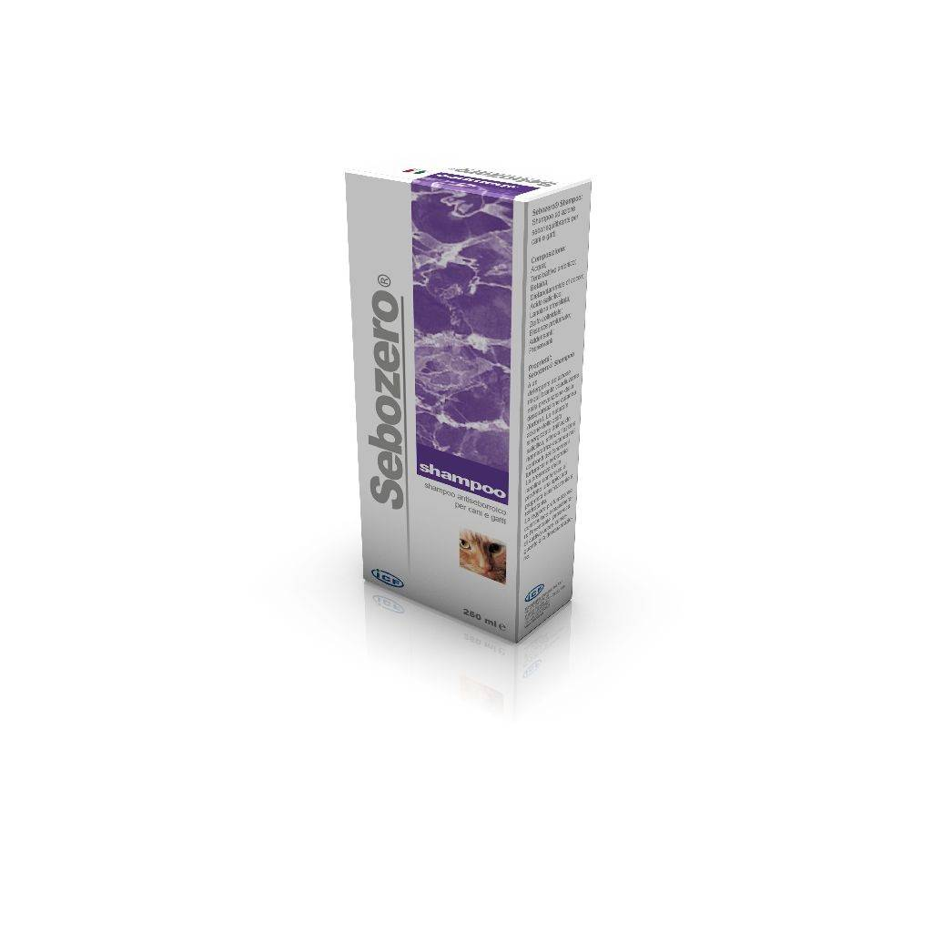 Sebozero Šampūnas 250 ml