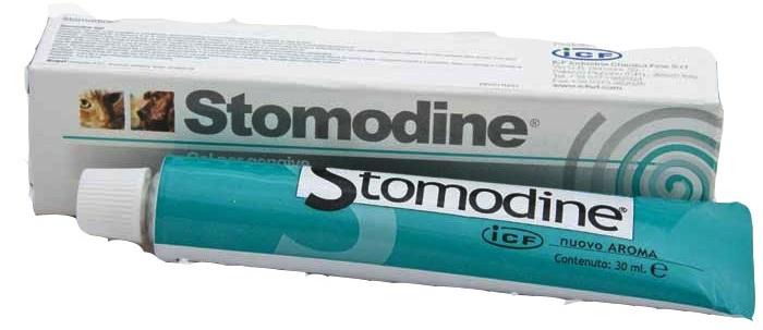 Stomodine tepalas 30 ml