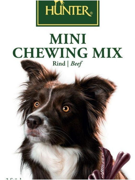 Hunter Mini Chewing Mix Beef 3vnt.23g