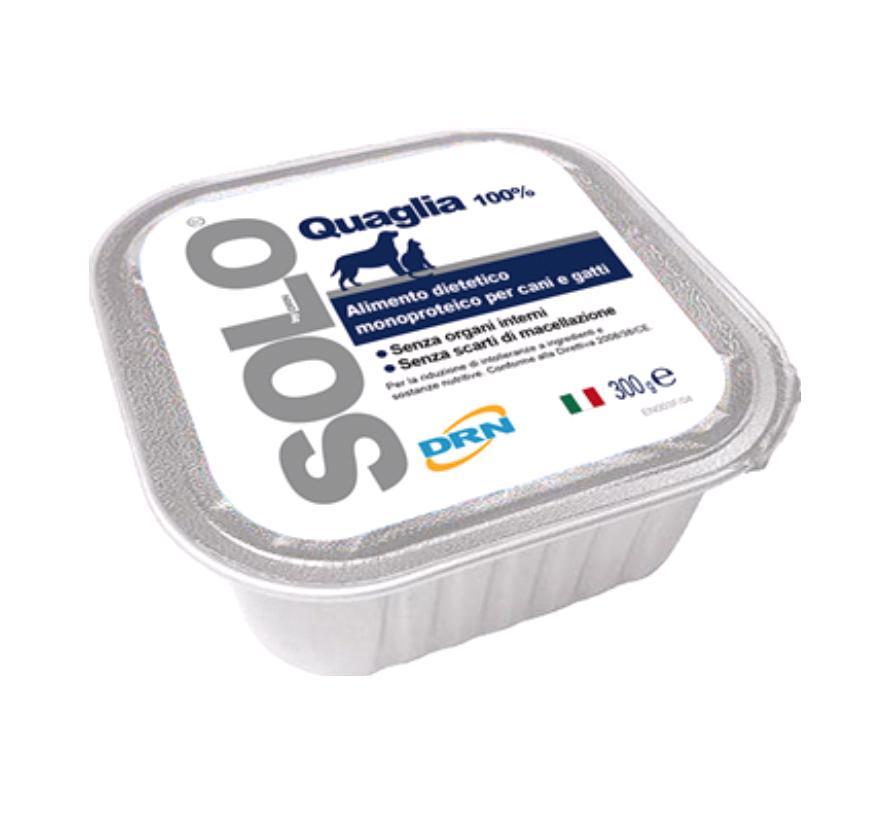 DRN SOLO®Quaglia konservai 300gr
