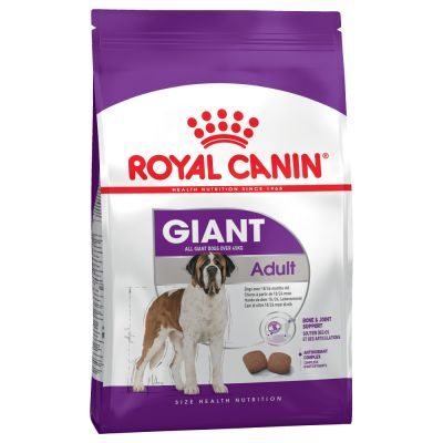 Šunų maistas Royal Canin Giant Adult 15kg