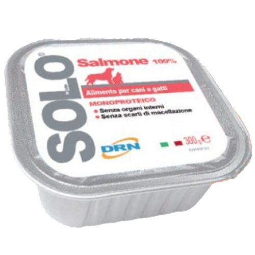 DRN SOLO®Salmone konservai 300gr