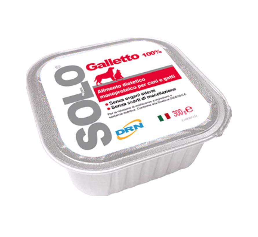 DRN SOLO®Galletto konservai 300gr