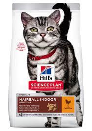 Kačių maistas Hills SP Urinary Health Hairball Control 3kg.