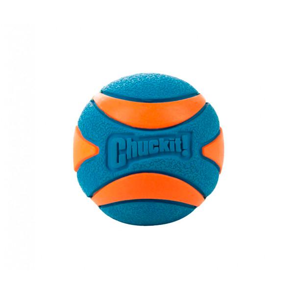 CHUCKIT Ultra Squeaker Ball kamuolys Small