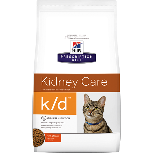 Hills Prescription Diet Feline k/d 5kg.