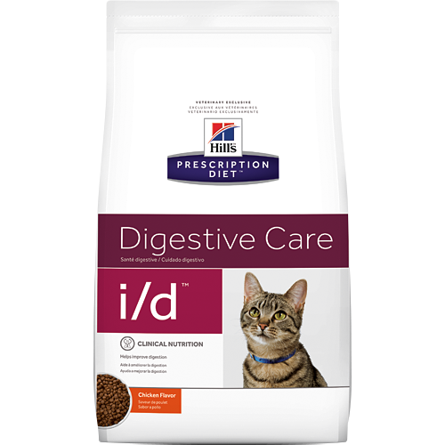 Hills Prescription Diet Feline i/d 5kg.